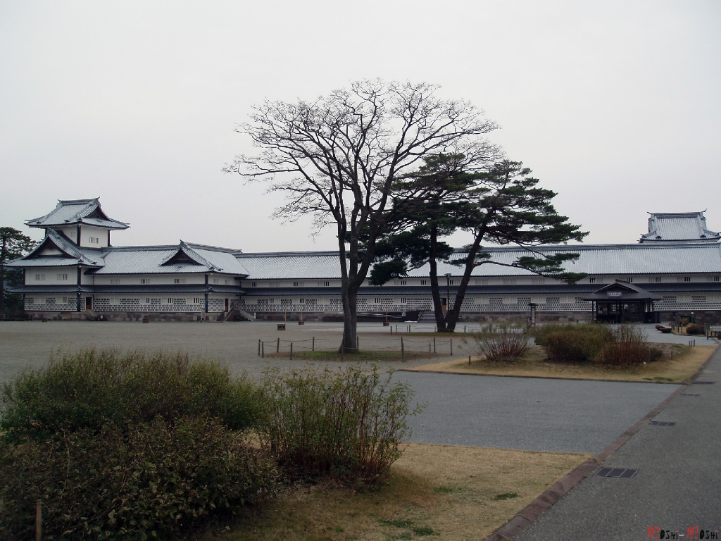 chateau-kanazawa-hiver-cour-interieur