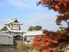 chateau-kanazawa-saison-momiji-automne-vue-depuis-kenrokuen