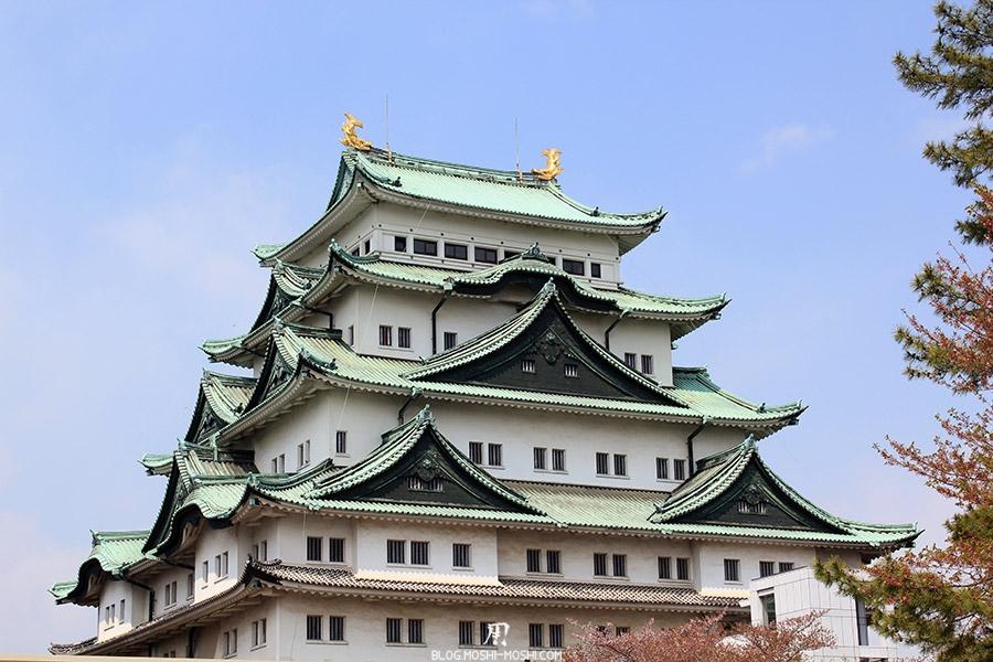 chateau-nagoya-aichi-donjon-principal-gros-plan