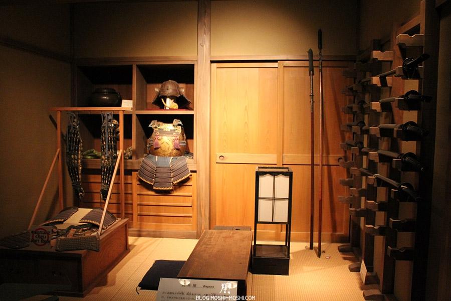 chateau-nagoya-aichi-etage-reconstitution-epoque-edo-samurai