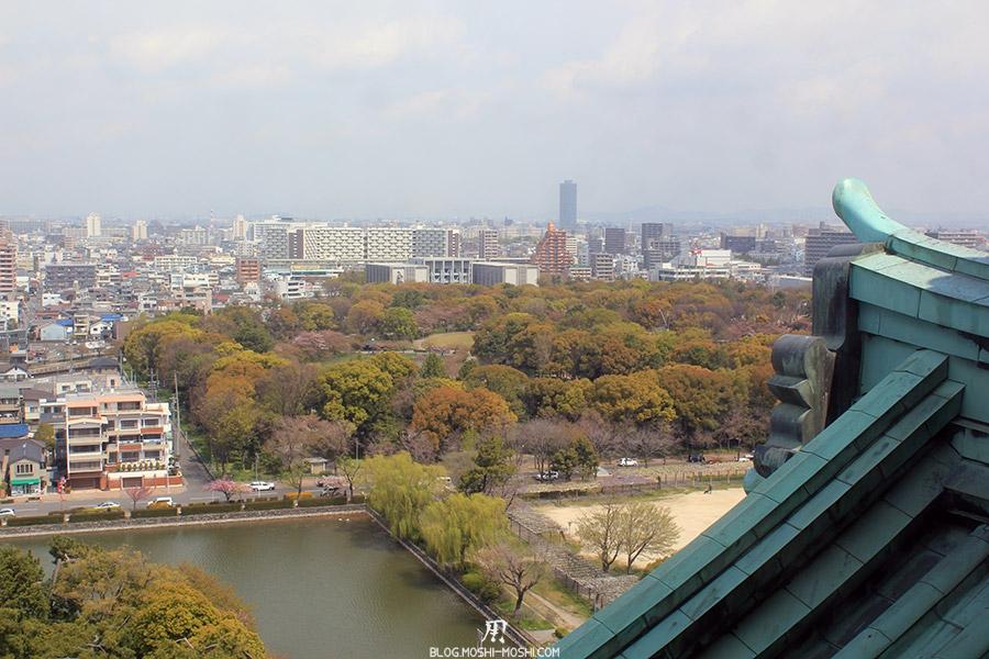 chateau-nagoya-aichi-vue-toit-ville-parc