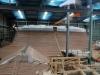 chateau-nagoya-aichi-chantier-reconstruction-charpente-bois-toits-chaume