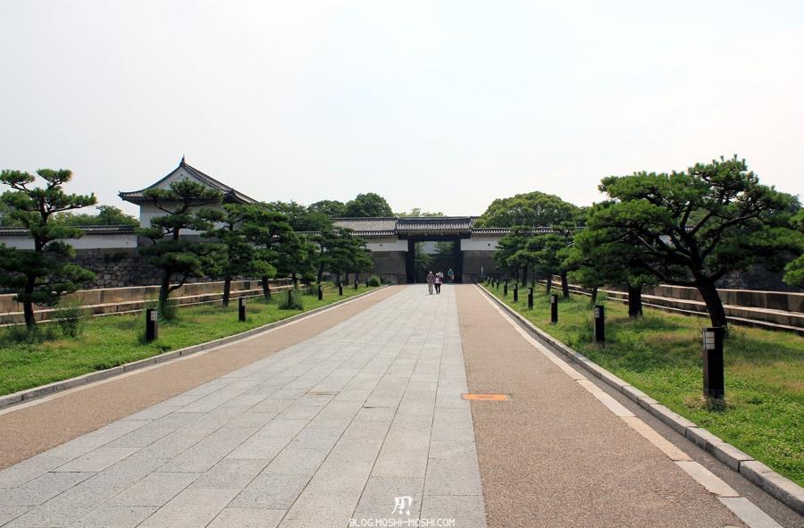 château d'Osaka