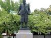 osaka-chateau-jardin-sanctuaire-hokoku-statue-hideyoshi-toyotomi