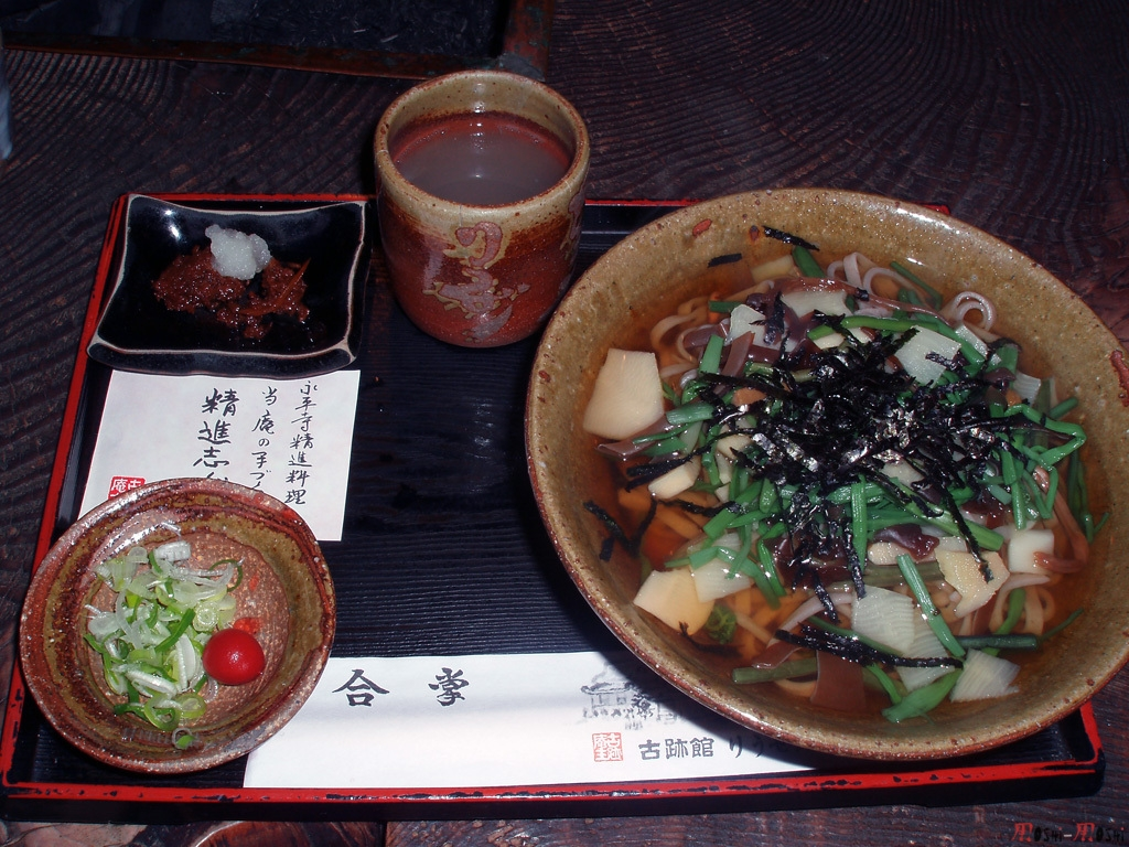 fukui-restaurant-traditionnel-soba-menu-chaud
