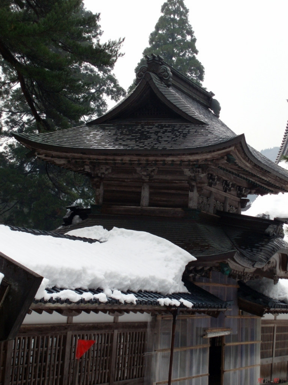eihei-ji-mini-pagogue