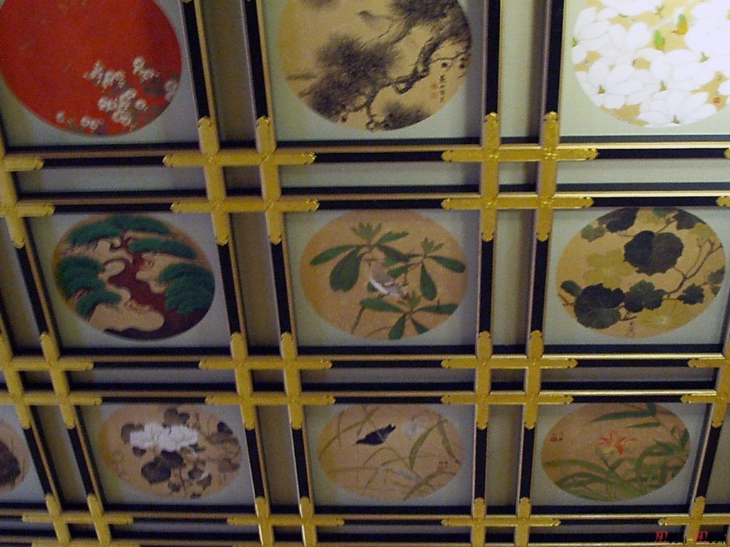 eihei-ji-plafond-decore
