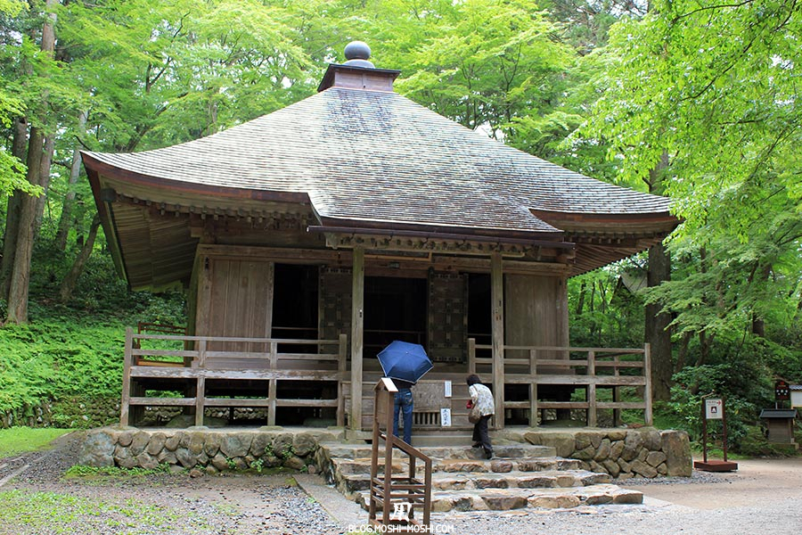 hiraizumi-patrimoine-unesco-chuson-ji-depot-sutra