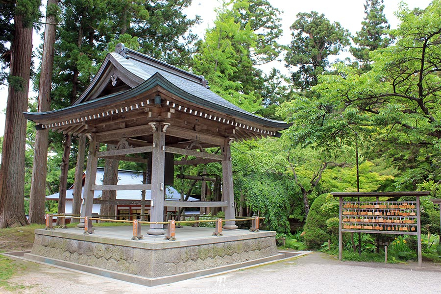 hiraizumi-patrimoine-unesco-chuson-ji-hondo-cloche
