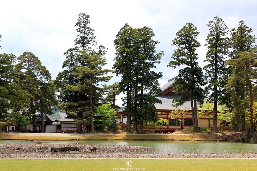 hiraizumi-patrimoine-unesco-motsu-ji-berges-ensoleillees