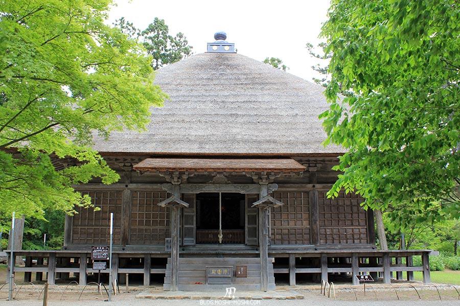 hiraizumi-patrimoine-unesco-motsu-ji-jogyodo-hall
