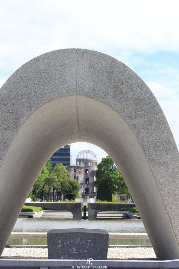 hiroshima-parc-memorial-paix-cenotaphe-dome