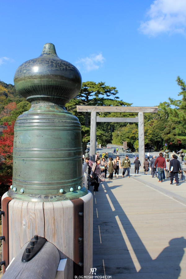 Ise-jingu-sanctuaire-interieur-naiku-pont-Uji-bashi-torii