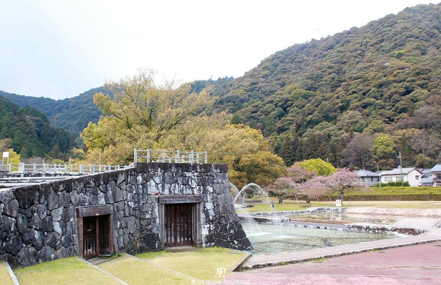 iwakuni-yamaguchi-parc-fontaine-cerisier