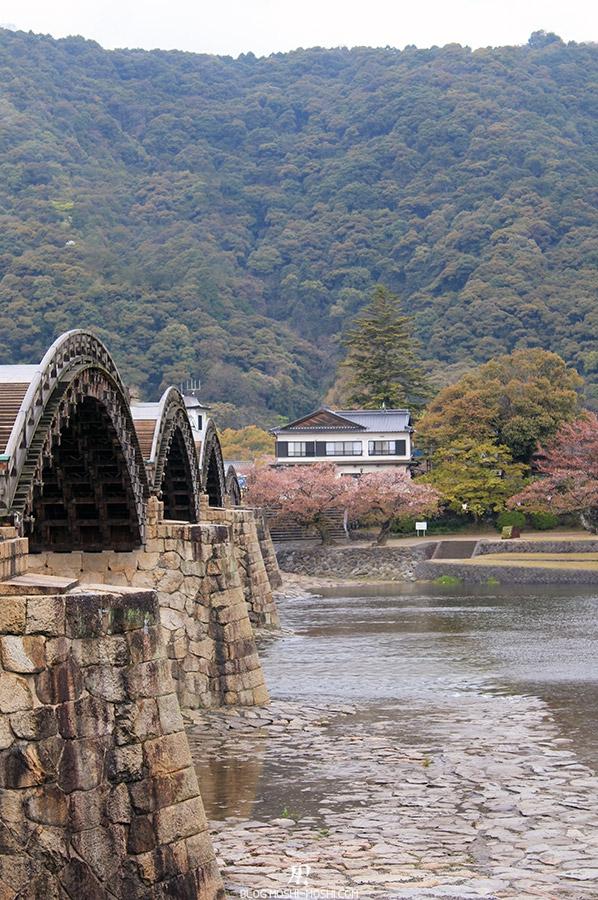 iwakuni-yamaguchi-pont-kintai-gros-plan-flanc-droit