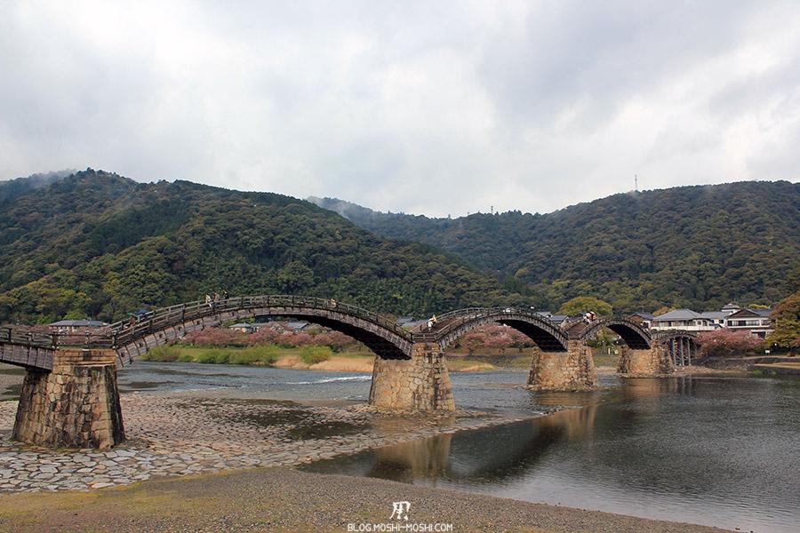 iwakuni-yamaguchi-pont-kintai-riviere-nishiki
