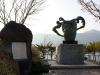 repos-lac-kawaguchiko-sculpture-symbole-lac-Seibo-kitamura