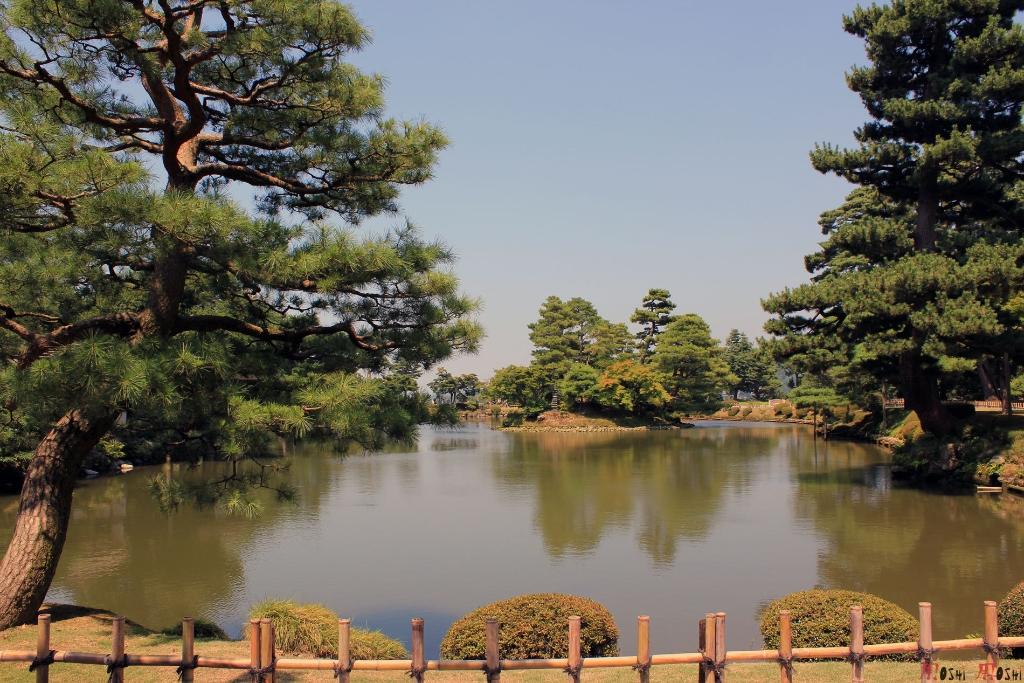 parc-kenrokuen-ete-vue-etang