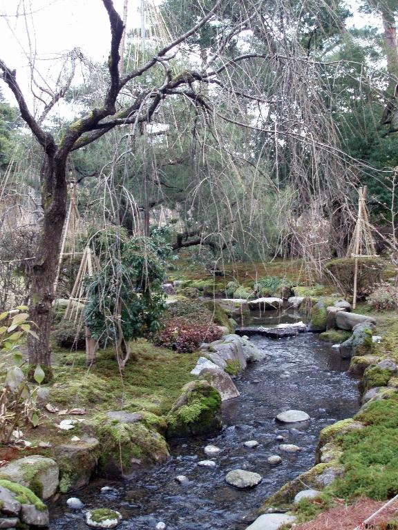 parc-kenrokuen-hiver-riviere