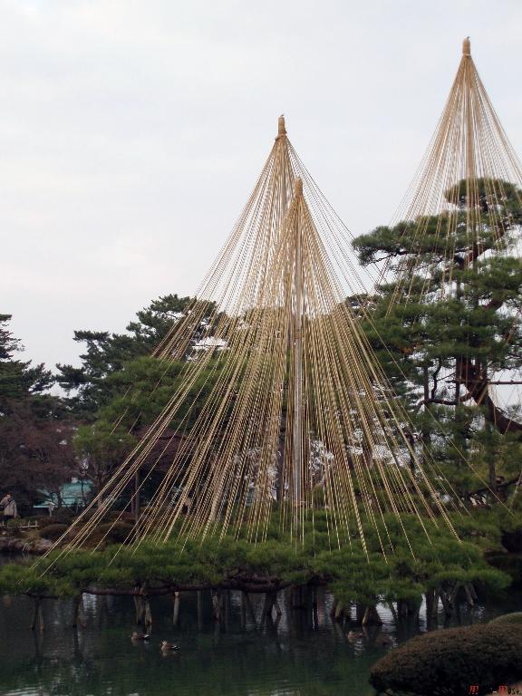 parc-kenrokuen-hiver-yukitsuri-grand
