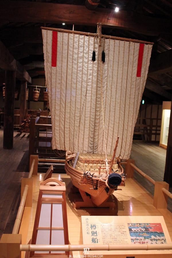 kobe-cave-a-sake-sawa-no-tsuru-bateau-transport-saka