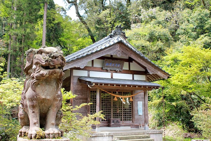 komatsu-temple-natadera-shishi-gros-plan