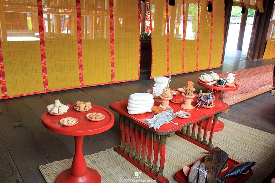 kyoto-aoi-matsuri-sanctuaire-shimogamo-jinja-offrandes-dieux