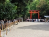 kyoto-aoi-matsuri-sanctuaire-shimogamo-jinja-foule-sortie
