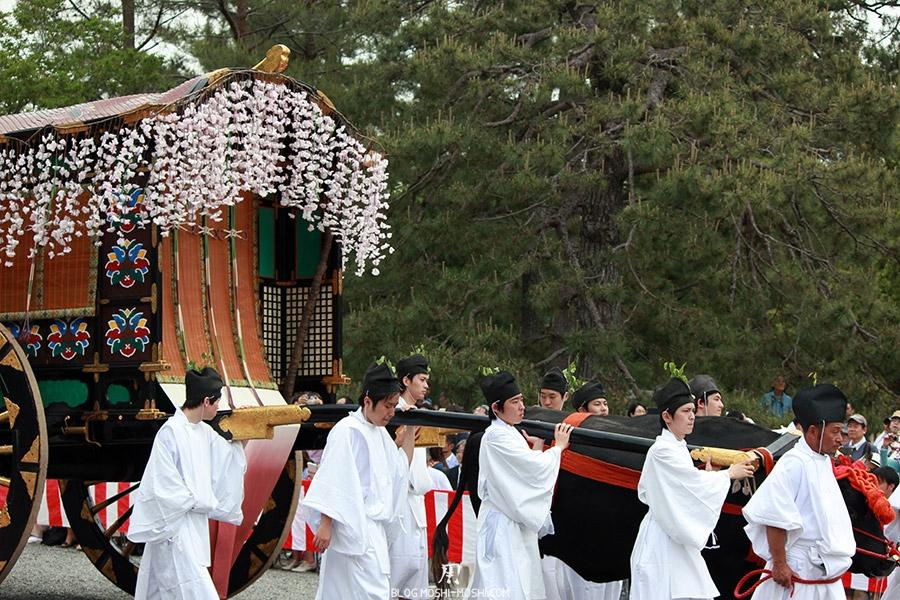 kyoto-aoi-matsuri-palais-imperial-charette-boeuf-branches-cerisier-sakura