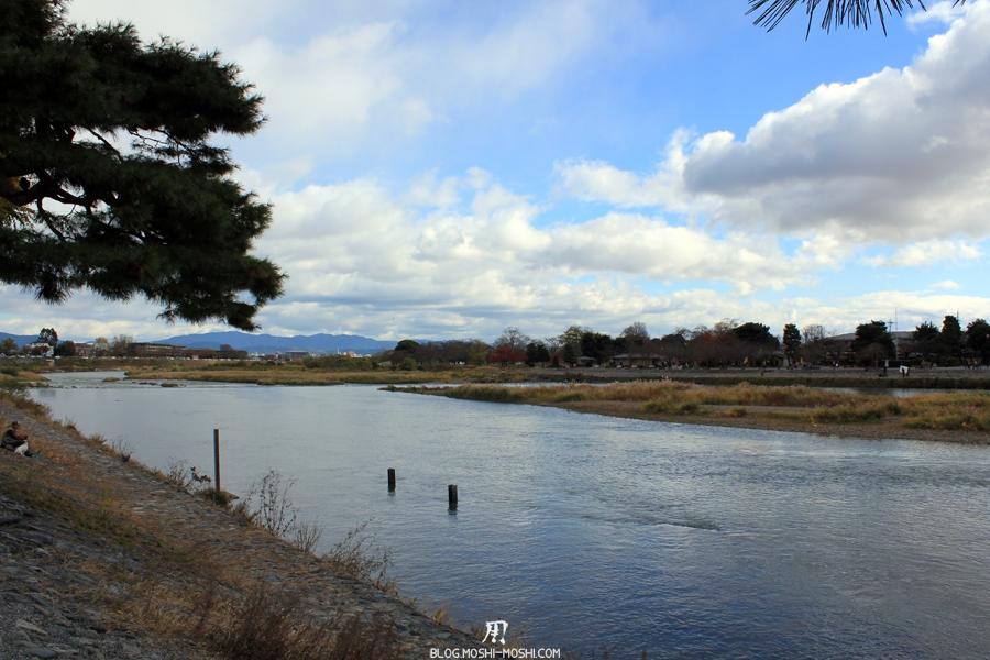 arashiyama-kyoto-saison-momiji-riviere-hozugawa-paix-zen-tranquille