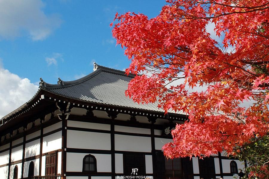 temple-tenryu-ji-kyoto-arashiyama-momiji-feuilles-bien-rouge