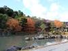 temple-tenryu-ji-kyoto-arashiyama-momiji-etang-jardin-sen-sable