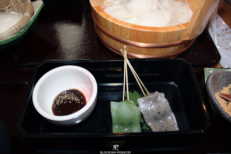 arashiyama-kyoto-restaurant-sagatofu-menu-tofu-detail-brochettes