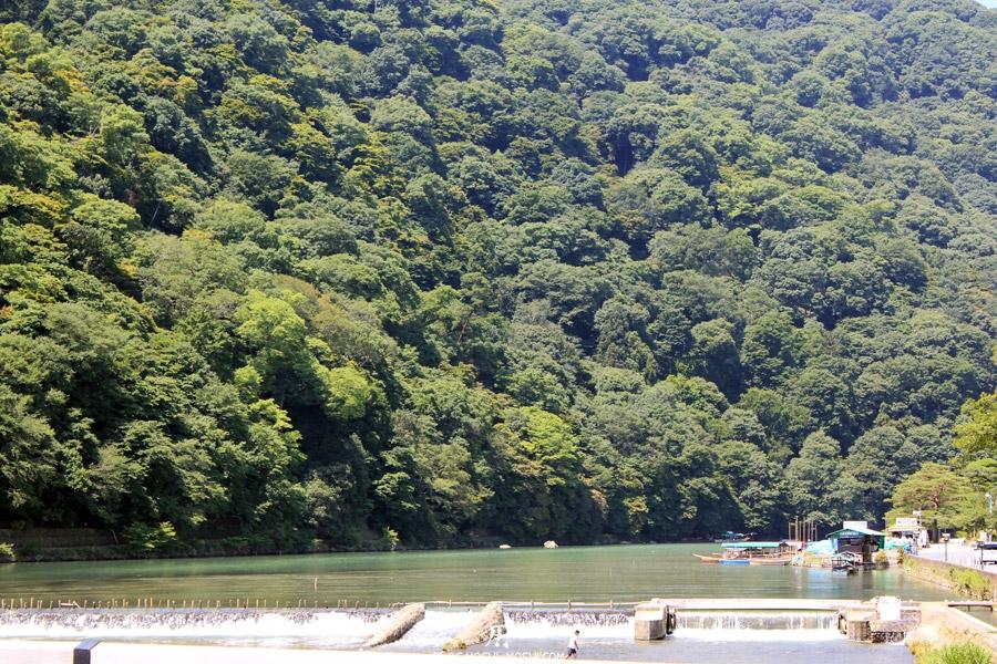arashiyama-kyoto-riviere-hozugawa