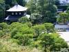 ginkaku-ji-kyoto-vue-haut-honden-jardin-sable