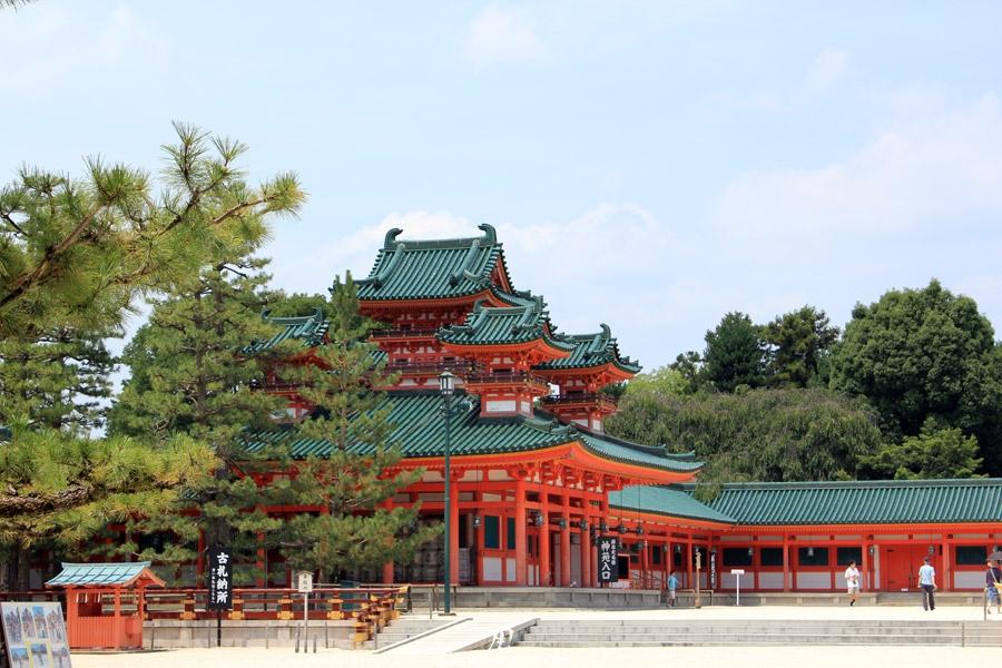 heian-jingu-kyoto-enceinte-cote
