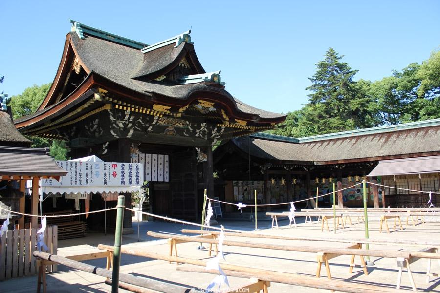 kitano-tenman-gu-kyoto-cours-preparation-matsuri
