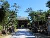 kitano-tenman-gu-kyoto-allee-entree-porte