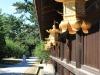 kitano-tenman-gu-kyoto-lanterne-doree-enceinte-exterieure