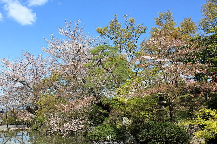kiyomizudera-sanctuaire-kyoto-saison-sakura-etang
