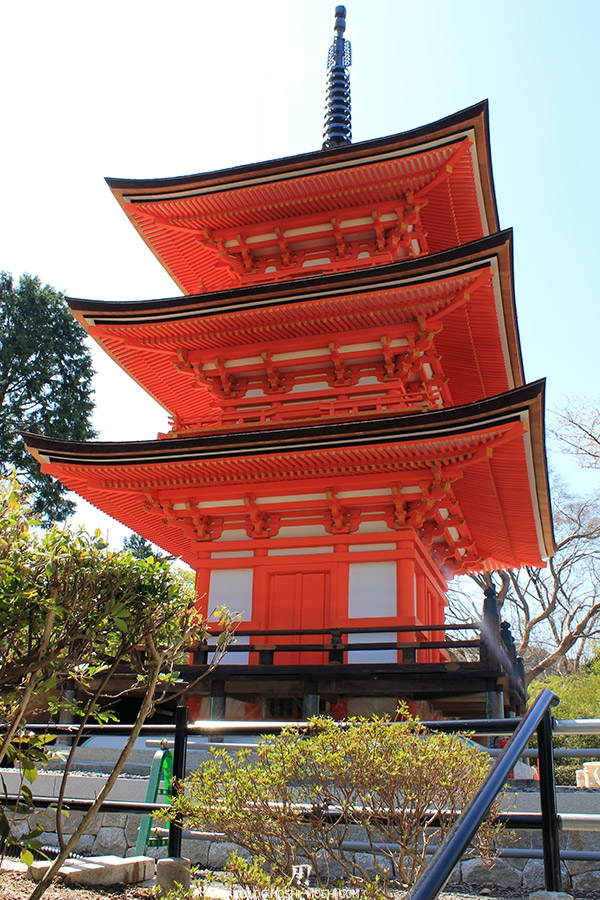 kiyomizudera-sanctuaire-kyoto-saison-sakura-pagode-koyasu-chance-naissance