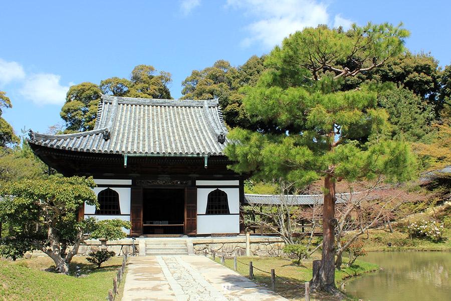 temple-kodai-ji-kyoto-saison-sakura-batiment