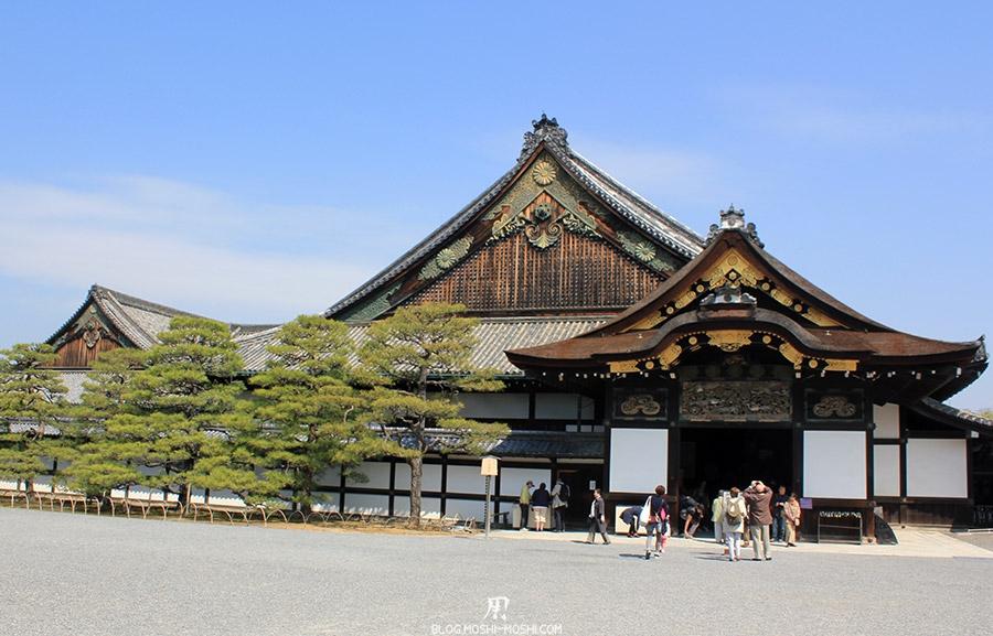 nijo-jo-chateau-kyoto-saison-sakura-entree