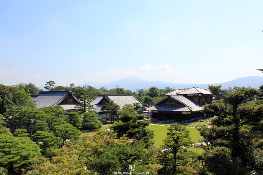 nijo-jo-kyoto-chateau-vue-de-haut