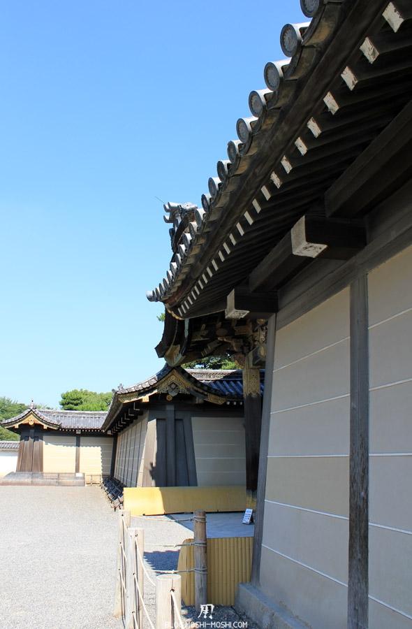 nijo-jo-kyoto-cours-entree-chateau