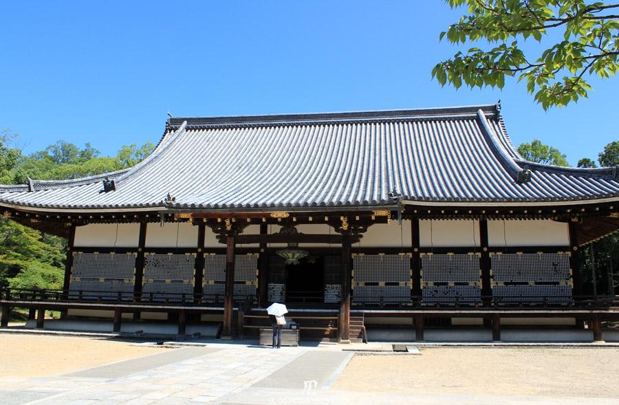 ninna-ji-kyoto-batiment-principal-or