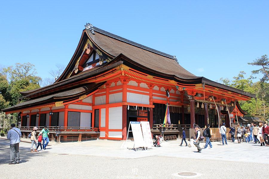 sanctuaire-gion-kyoto-batiment-principal