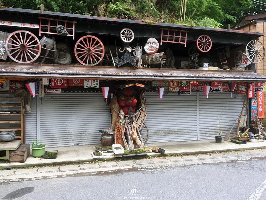 daigo-cascade-fukuroda-village-facade-ancienne-masques-oni