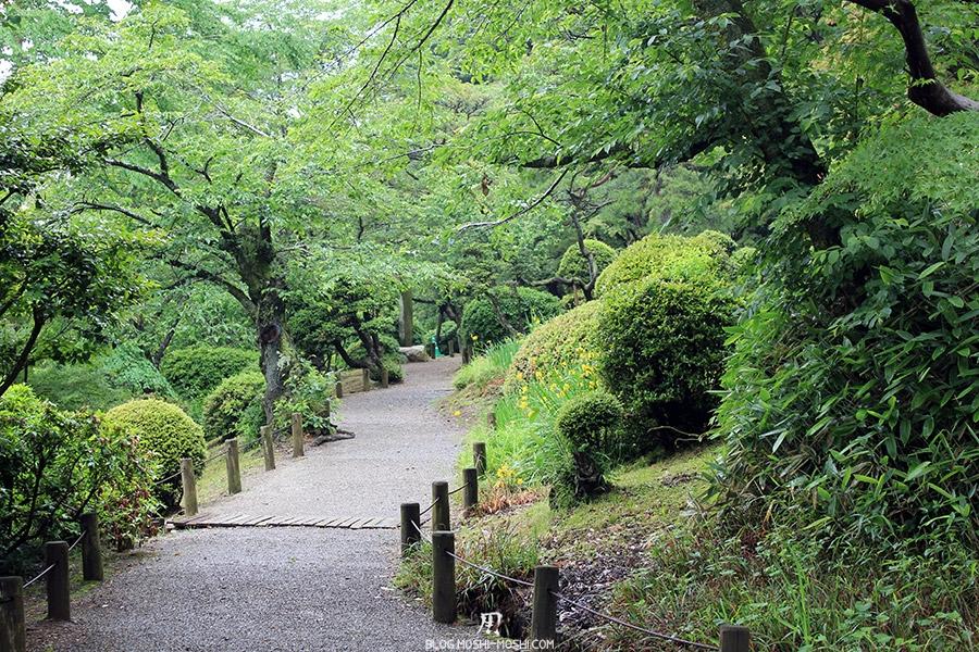 Tokyo le palais imp rial et ses alentours m0shi m0shi for Arbuste jardin japonais