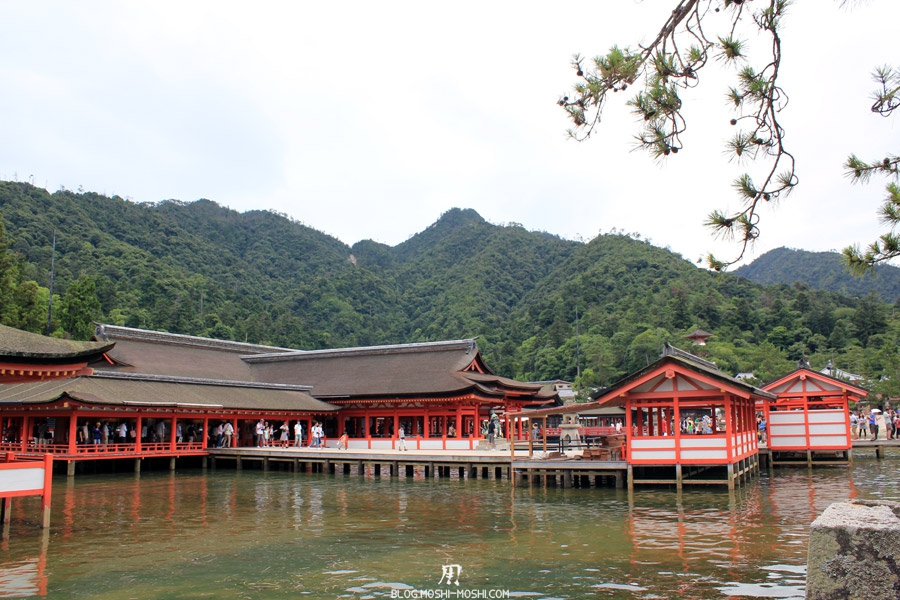 Itsukushima-jinja-vue-maree-haute